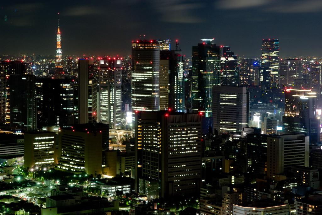 Tokio noc
