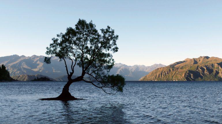Jezioro Wanaka